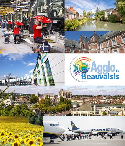 Travailler dans le Beauvaisis